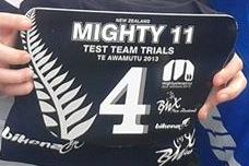 Mighty 11's BMX