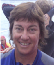 Sue Walker - NZL Team Manager