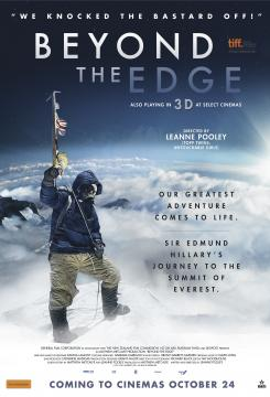 Beyond the Edge poster 2