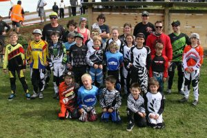 Taupo BMX Club at the 2013 North Island Titles