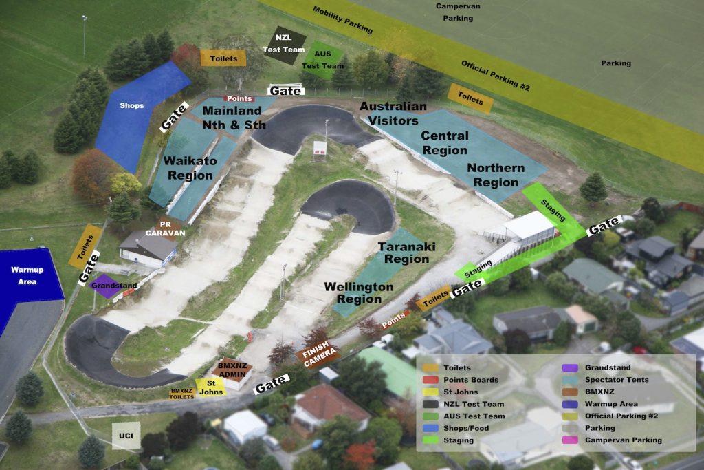 2015 NIT Site Plan